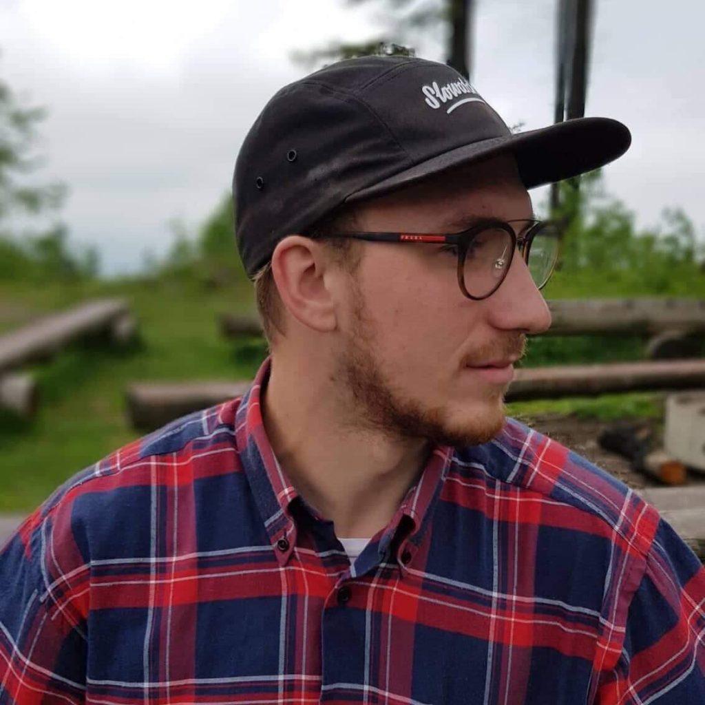 Tomáš Čekovský / carpenter & artist